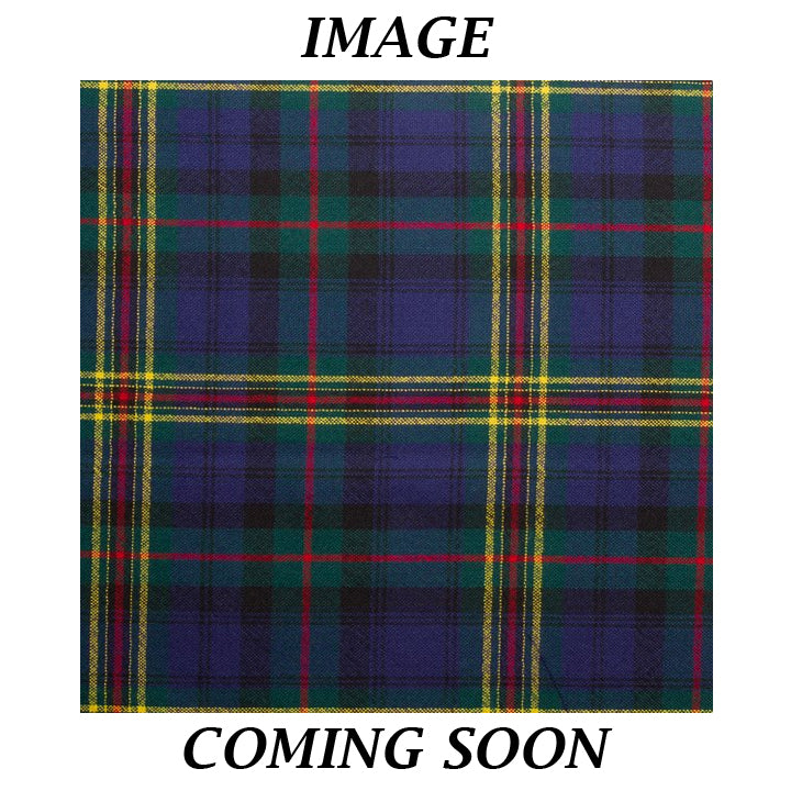 Fine Weight Tartan Scarf - Dundee Discovery