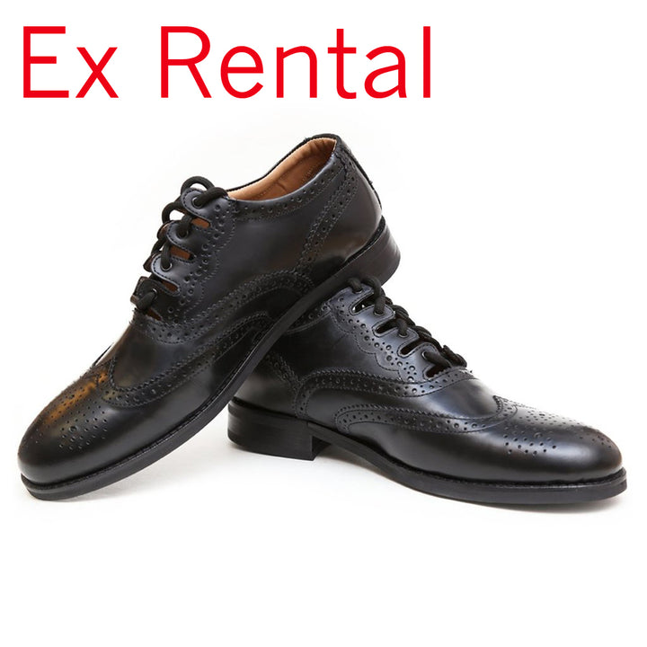Ex Rental Ghillie Brogue Shoes