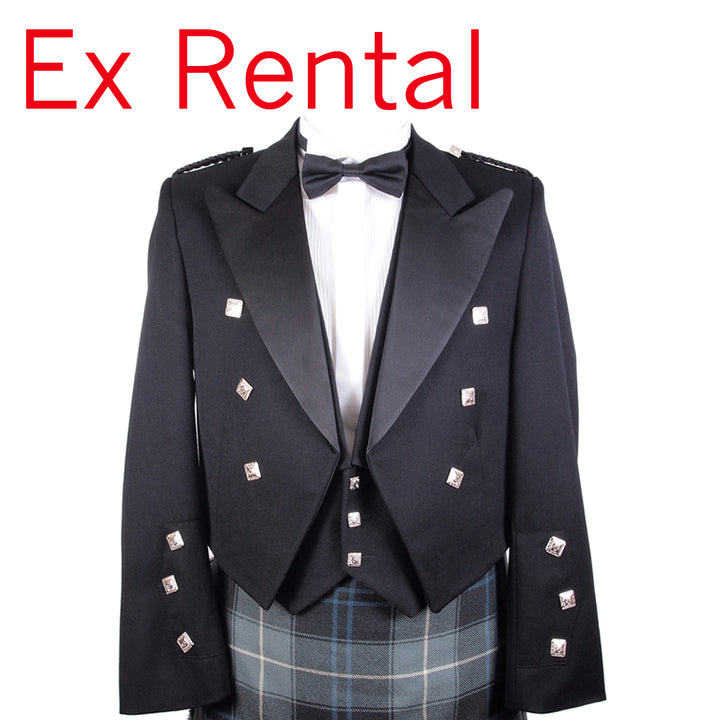 Ex Rental Prince Charlie Jacket with Vest