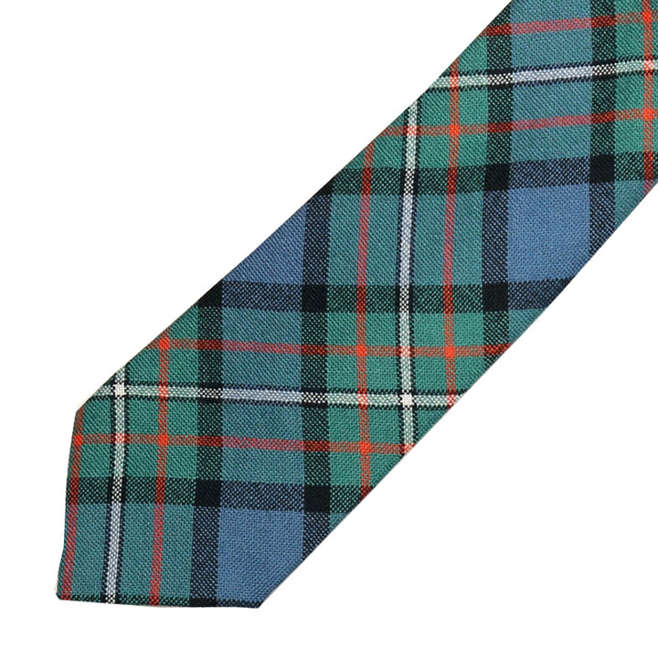 Men's Tartan Tie - Ferguson Ancient