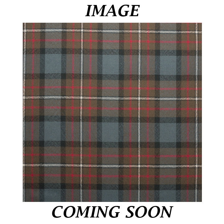 Fine Weight Tartan Scarf - Ferguson Weathered