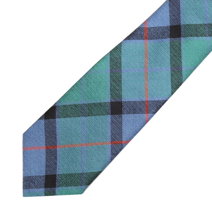 Men's Tartan Tie - Flower of Scotland