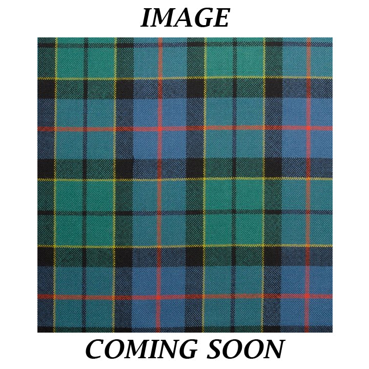 Fine Weight Tartan Scarf - Forsyth Ancient