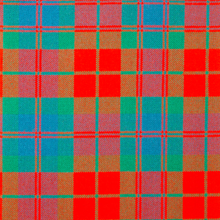Fraser Clan Ancient Tartan