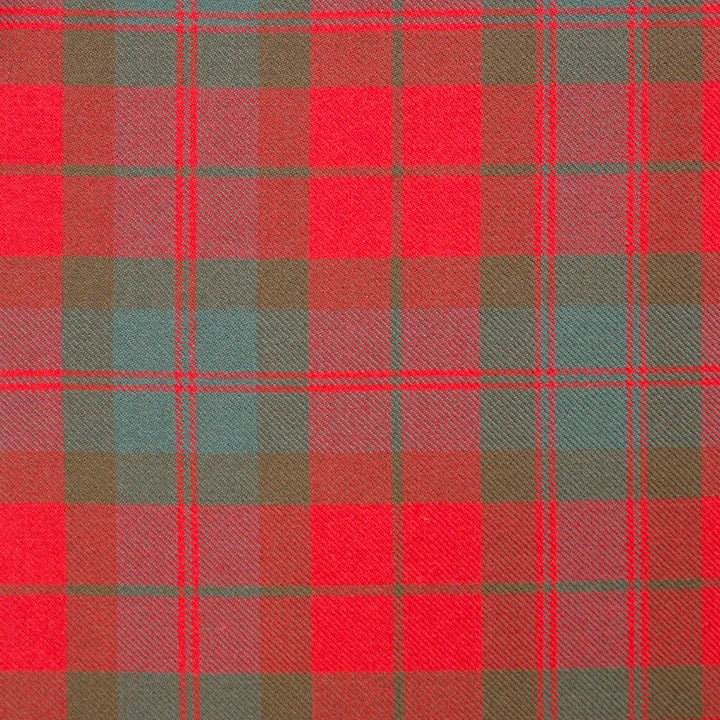 Fraser Clan Weathered Tartan