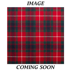 Fine Weight Tartan Scarf - Fraser of Lovat Modern
