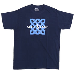 Navy Scotland Lion Shirt