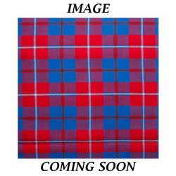 Men's Tartan Bow Tie - Galloway Red Modern