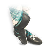 Gandolfi Highland Dance Shoes Third Position