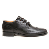 Ghillie Brogue Shoes - Dress (Leather Sole) - Side
