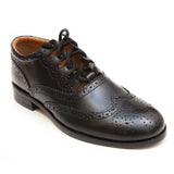 Ghillie Brogue Shoes - Dress (Leather Sole) - Angle