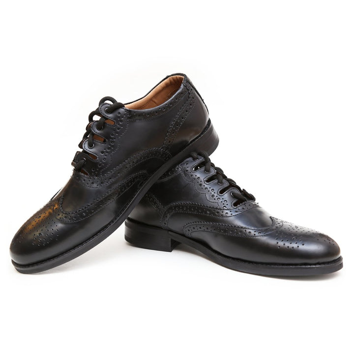Ghillie Brogue Shoes - Economy