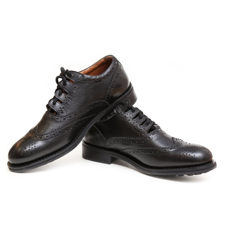Ghillie Brogue Shoes - Goodyear Welted Piper