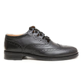 Ghillie Brogue Shoes - Standard Piper - Side