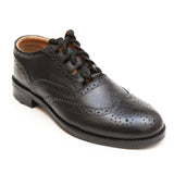 Ghillie Brogue Shoes - Standard Piper - Angle