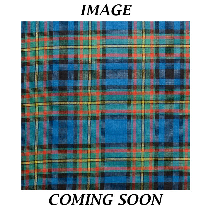 Fine Weight Tartan Scarf - Gillies Ancient