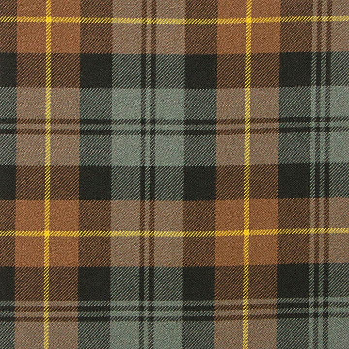 Gordon Clan Weathered Tartan