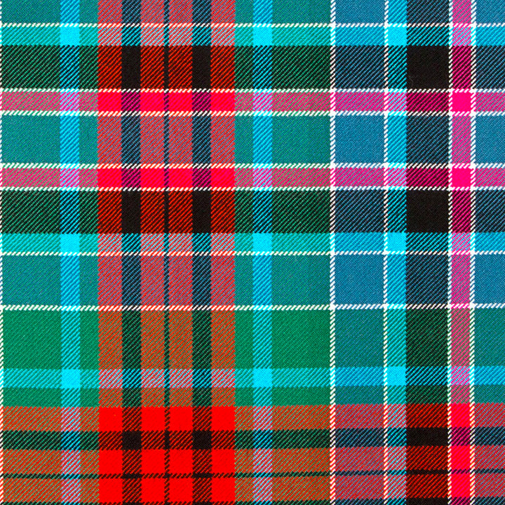 Gordon Red Ancient Tartan