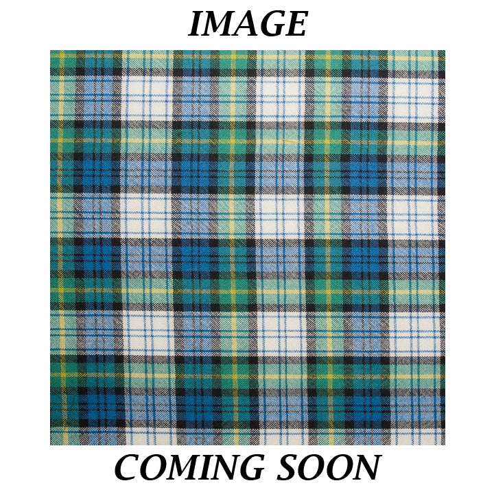 Fine Weight Tartan Scarf - Gordon Dress Ancient