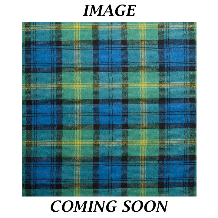 Fine Weight Tartan Scarf - Gordon Old Ancient