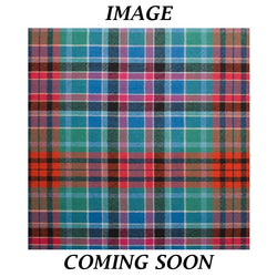 Fine Weight Tartan Scarf - Gordon Red Ancient
