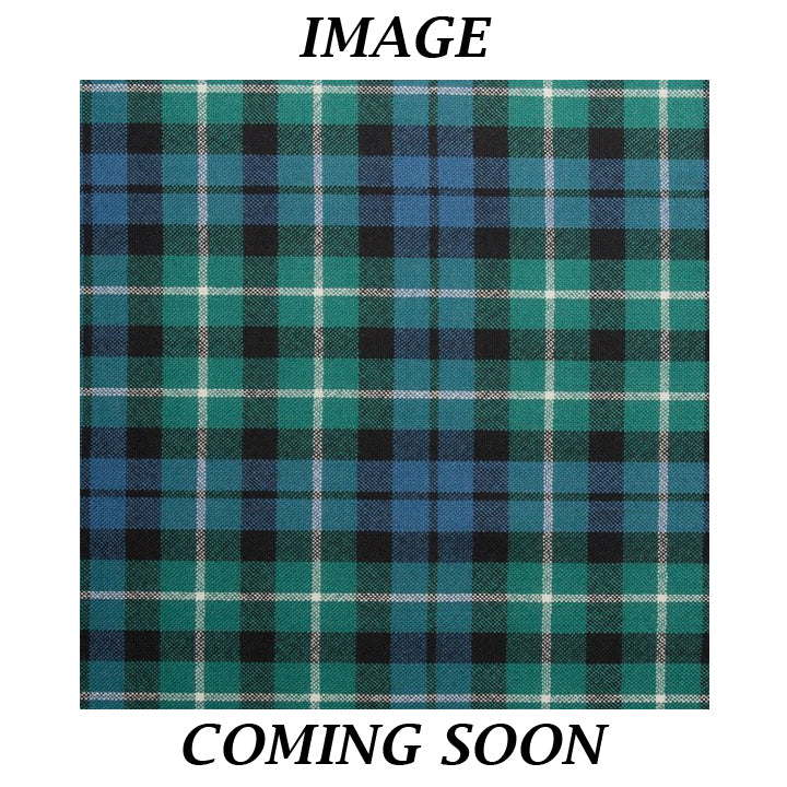 Fine Weight Tartan Scarf - Graham of Montrose Ancient