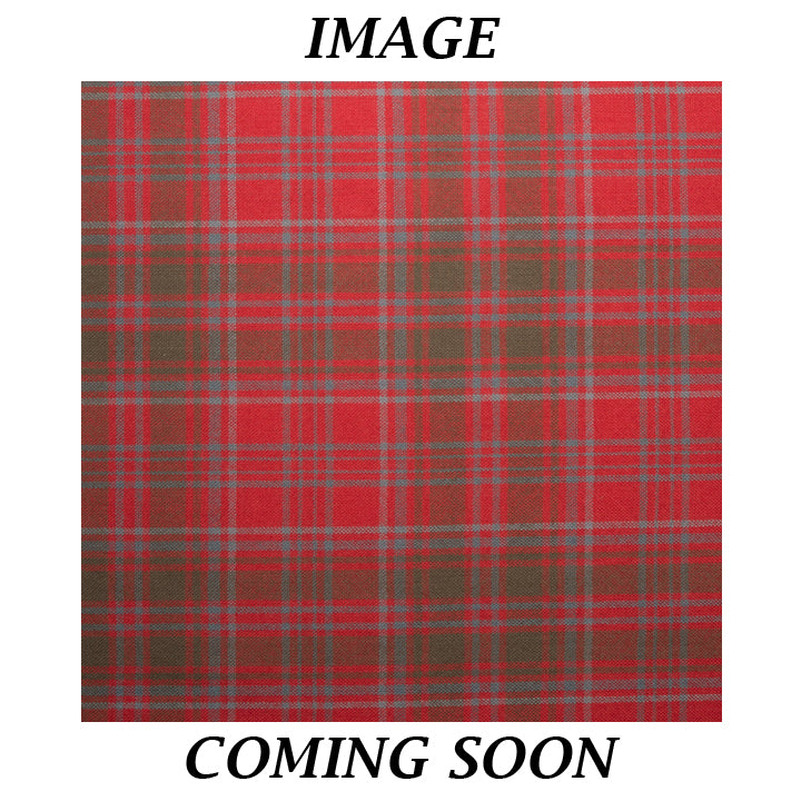 Fine Weight Tartan Scarf - Grant Weathered