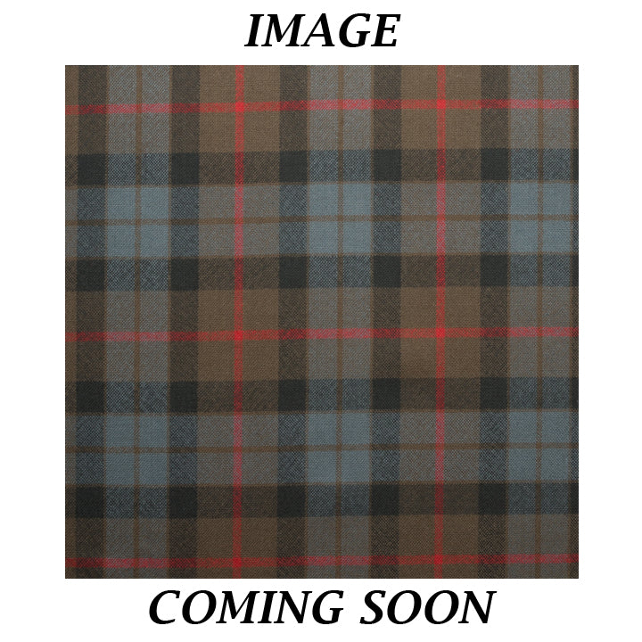 Fine Weight Tartan Scarf - Gunn Weathered