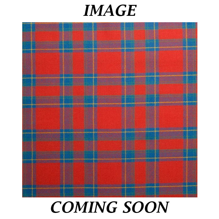 Fine Weight Tartan Scarf - Inverness