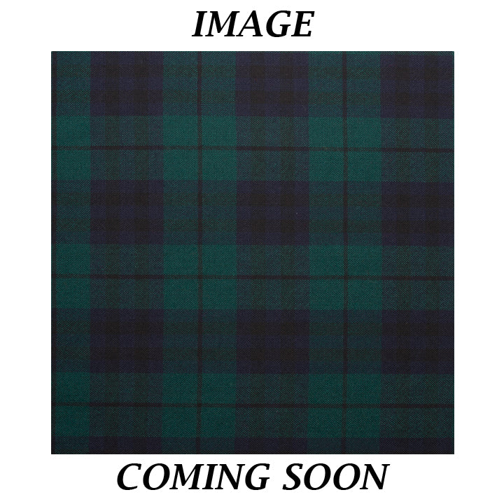 Fine Weight Tartan Scarf - Keith Modern