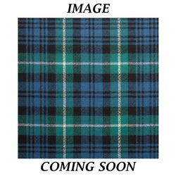 Fine Weight Tartan Scarf - Lamont Ancient