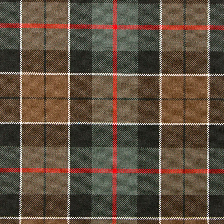 Leslie Green Weathered Tartan