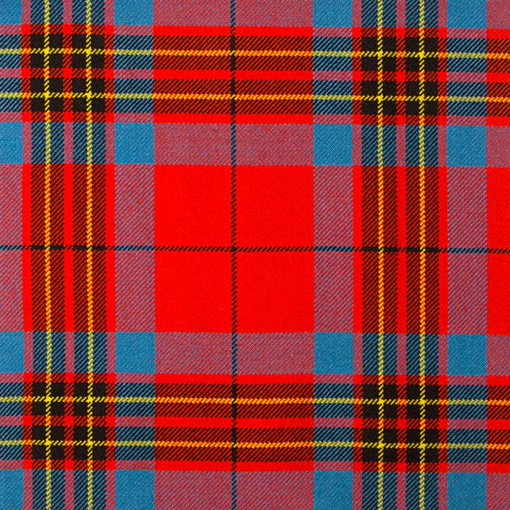 Leslie Red Ancient Tartan