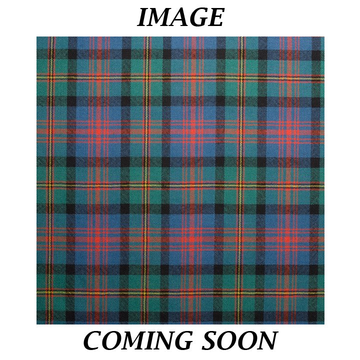 Men's Tartan Tie - Logan and MacLennan Ancient