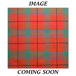 Fine Weight Tartan Scarf - MacDonald Lord of the Isles Red Ancient