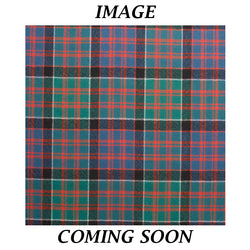 Fine Weight Tartan Scarf - MacDonald of Clanranald Ancient
