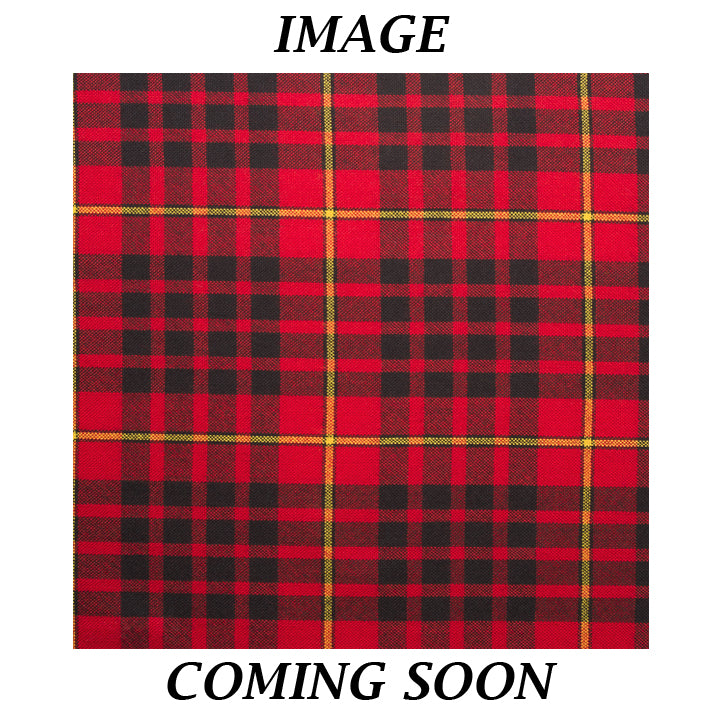 Men's Tartan Tie - MacDonald of Glencoe Modern