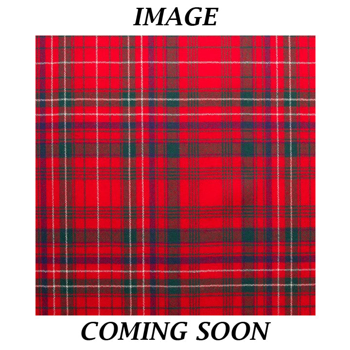 Fine Weight Tartan Scarf - MacDonald of Staffa Modern