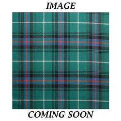 Men's Tartan Bow Tie - MacDonald of the Isles Green Ancient