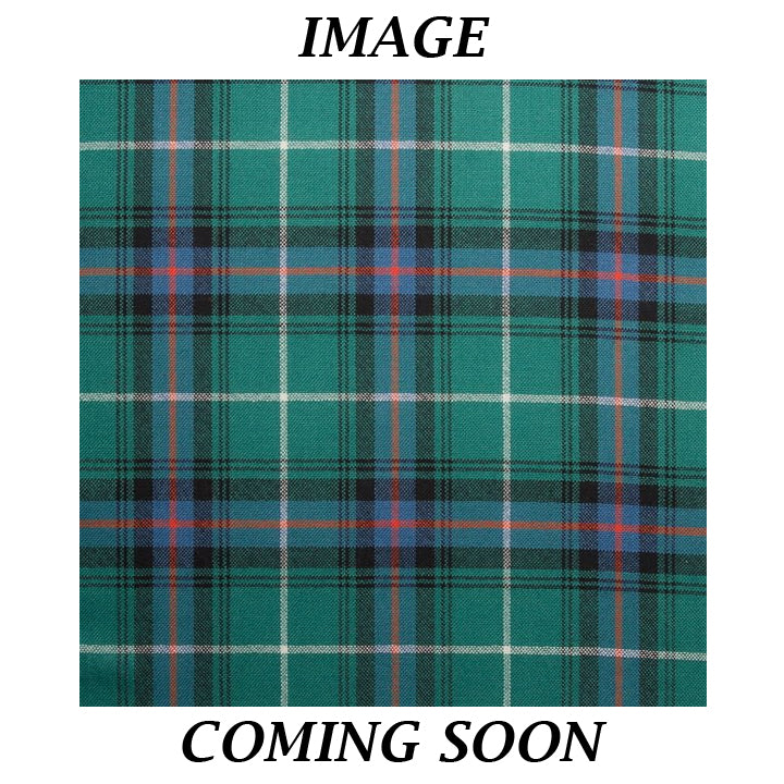 Tartan Stole - MacDonald of the Isles Green Ancient
