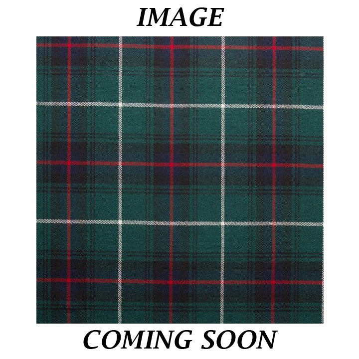 Tartan Shawl - MacDonald of the Isles Green Modern