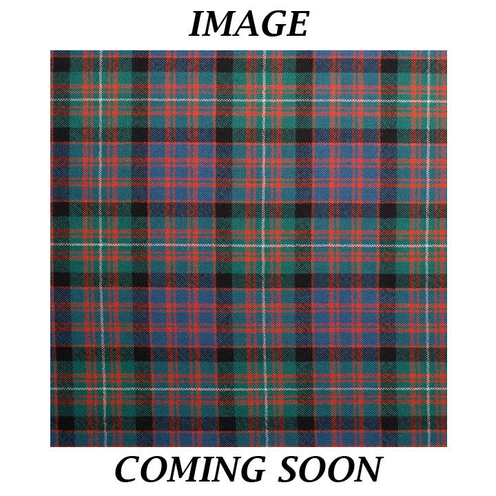 Tartan Shawl - MacDonell of Glengarry Ancient