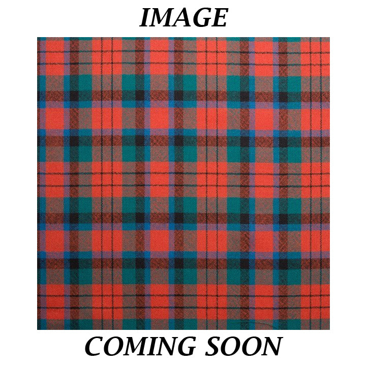 Fine Weight Tartan Scarf - MacDuff Ancient