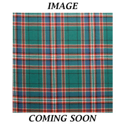 Fine Weight Tartan Scarf - MacFarlane Hunting Ancient
