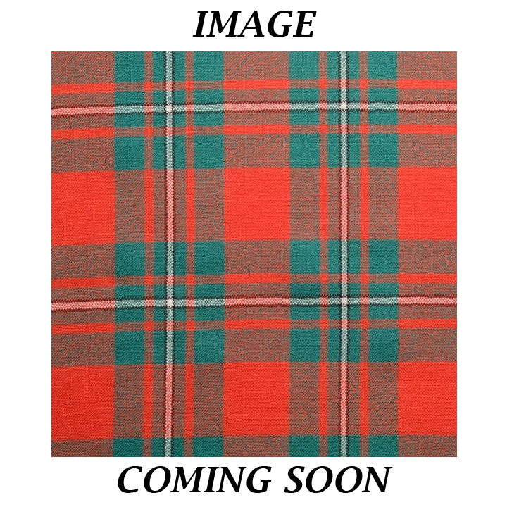 Fine Weight Tartan Scarf - MacGregor Ancient