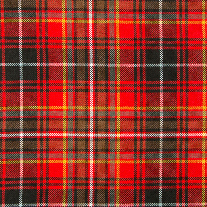 MacInnes Red Weathered Tartan