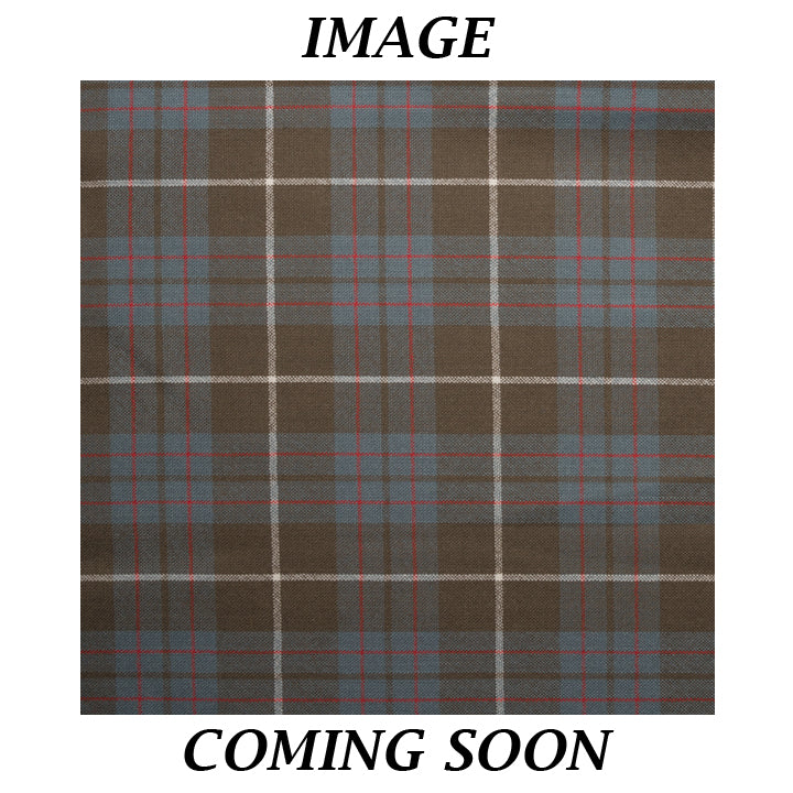 Men's Tartan Bow Tie - MacIntyre Hunting Weathered