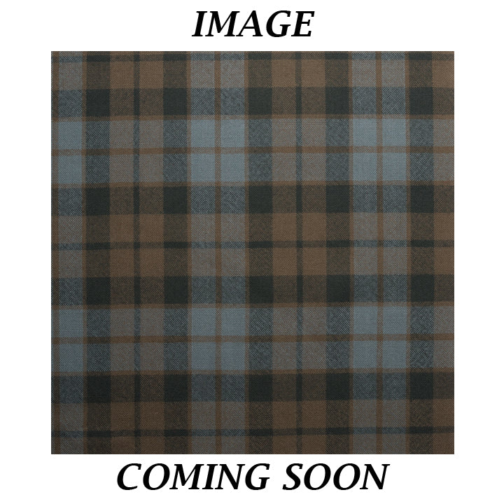 Fine Weight Tartan Scarf - MacKay Weathered