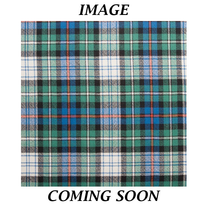 Fine Weight Tartan Scarf - MacKenzie Dress Ancient