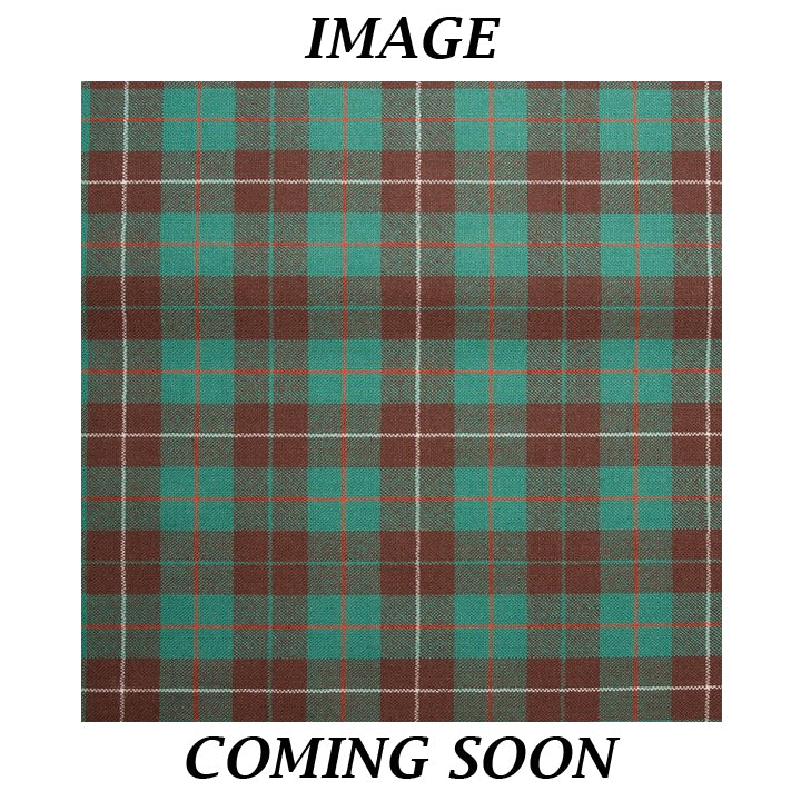 Fine Weight Tartan Scarf - MacKinnon Hunting Ancient